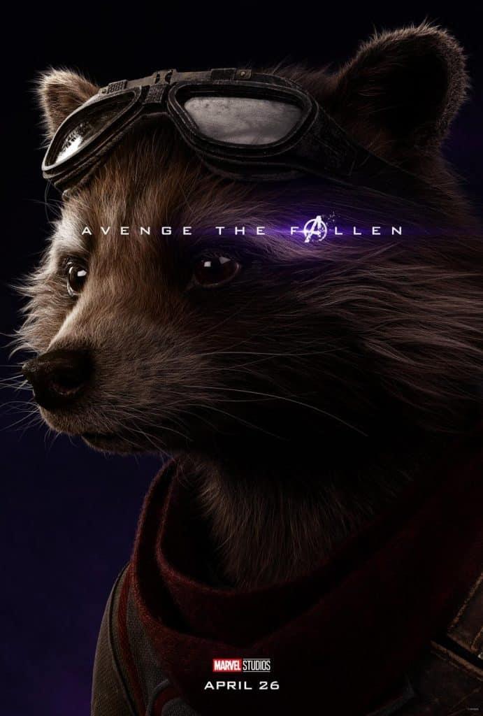Rocket Avengers: Endgame Poster