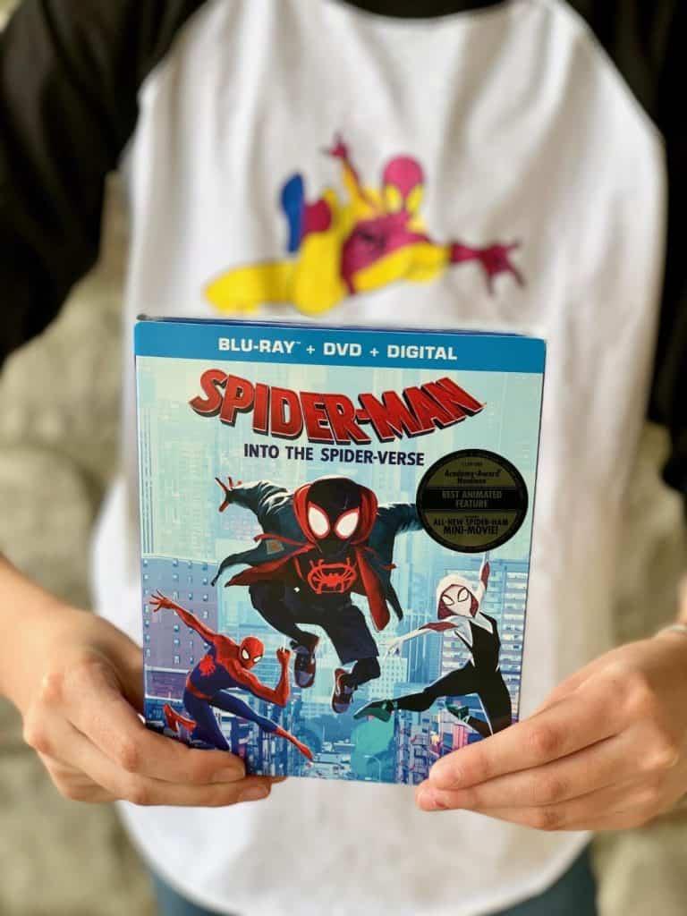 Spider-Man: Into the Spider-verse Blu-ray Bonus Features