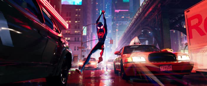 Be your own hero and win a copy of Spider-Man: Into the Spider-Verse