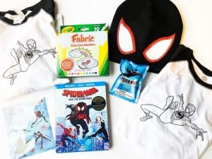 Why My Girls Love Spider-Man: Into the Spider-Verse Plus Win a Free Copy!