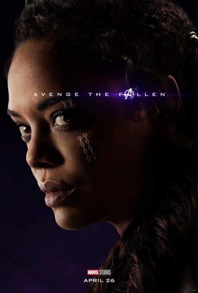 Valkyrie Avengers: Endgame movie poster