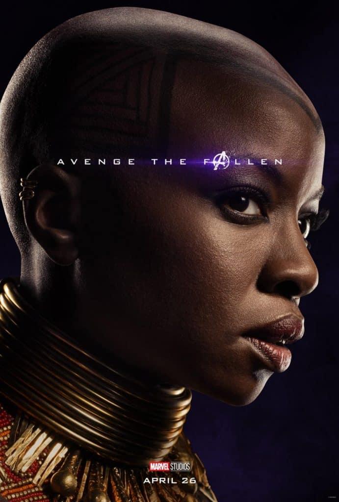 Okaye Avengers Endgame Poster