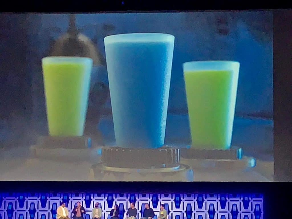 Blue Milk Star Wars Galaxy's Edge