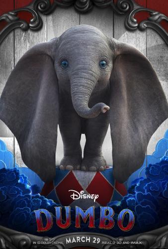 Dumbo Movie Poster - Dumbo Parent Movie Review