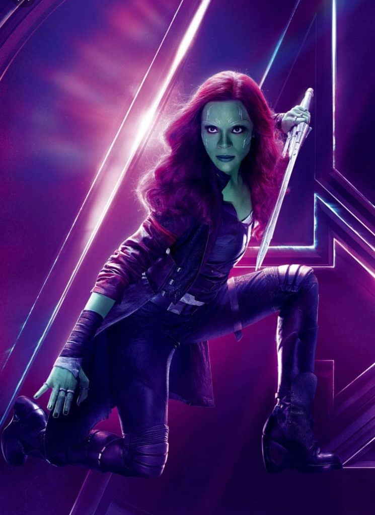 Gamora Dessert Recipe for Marvel parties