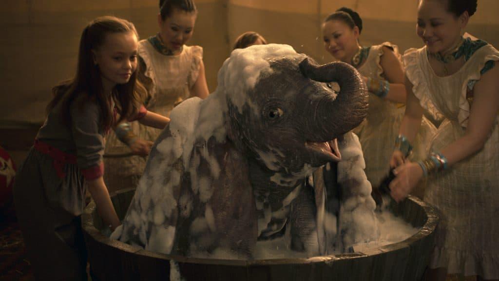 Is Dumbo Kid Friendly?