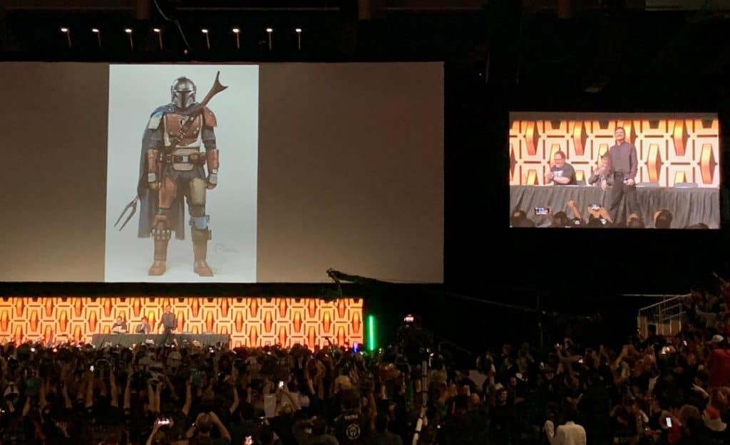 Pedro Pascal is The Mandalorian
