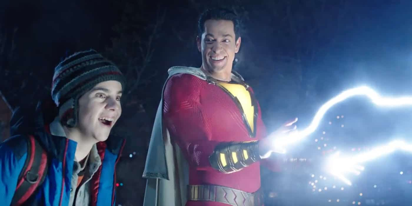 Is Shazam! kid friendly? Read this before you take your kids.