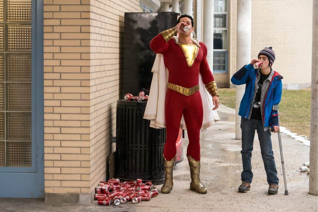 Shazam movie review for parents - is Shazam kid friendly?
