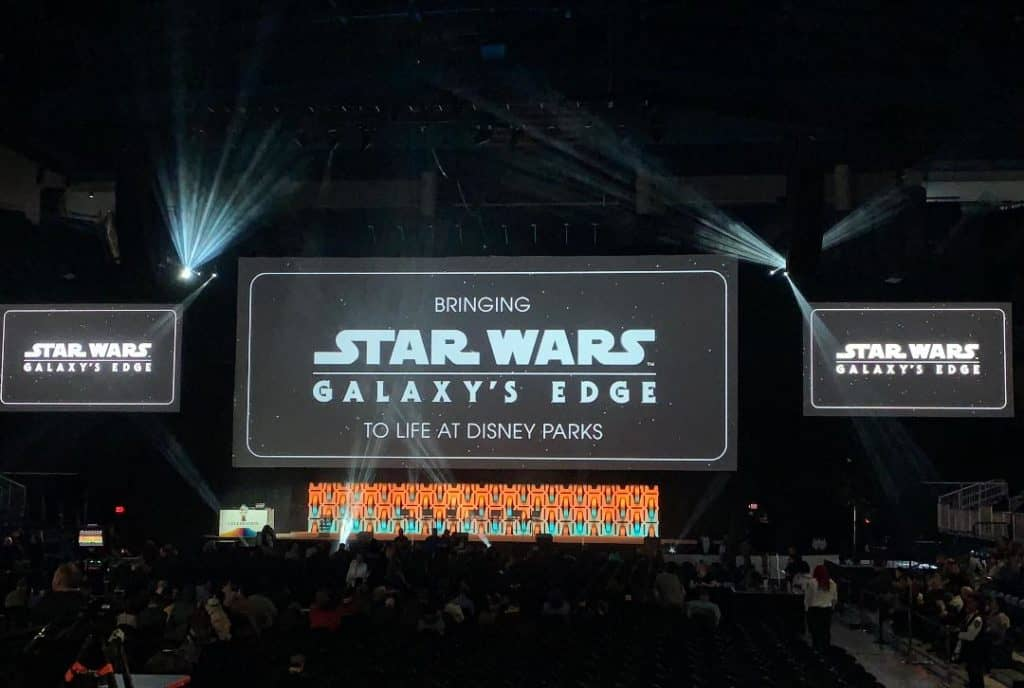 Star Wars Galaxys Edge at Disney Parks Details