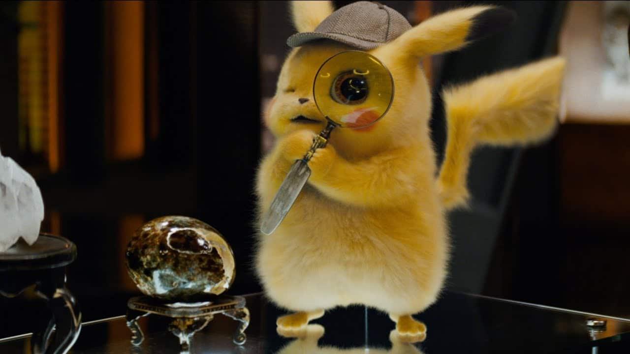 Is Pokémon: Detective Pikachu kid friendly? Well, Pikachu is adorable!
