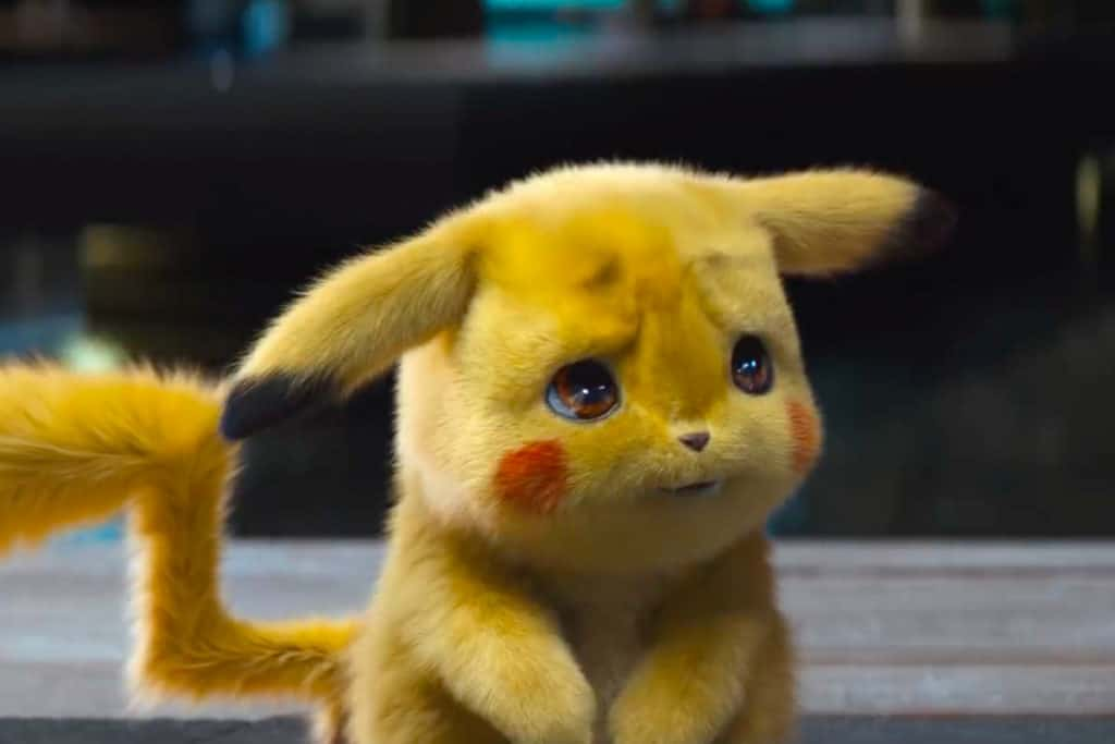 Pokémon: Detective Pikachu kid friendly