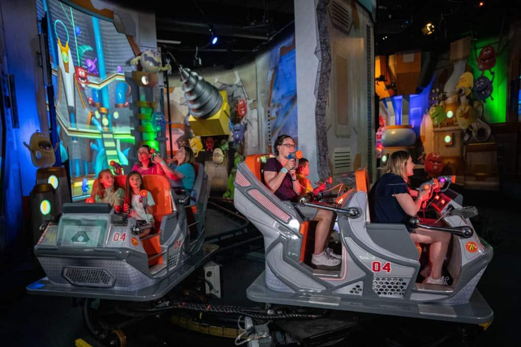 New Hershey Cupfusion Ride at Hersheypark
