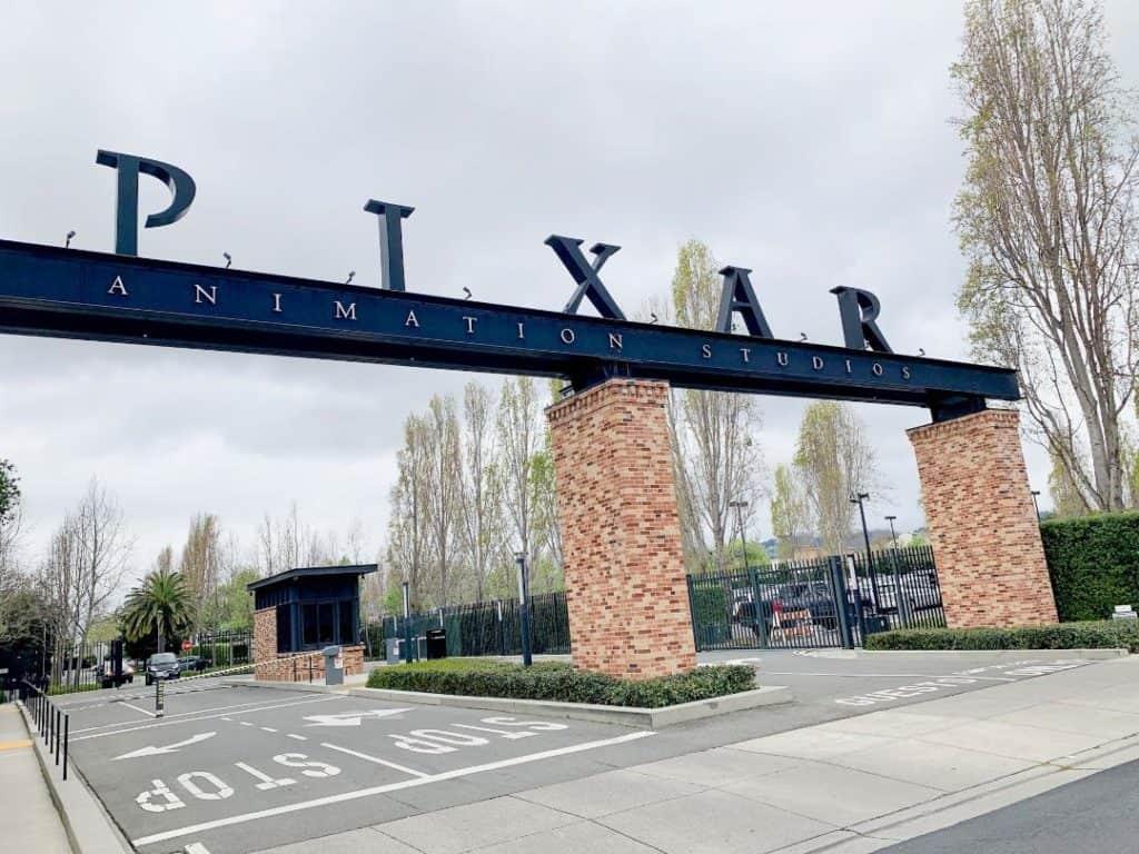 Take a Tour of Pixar Studios
