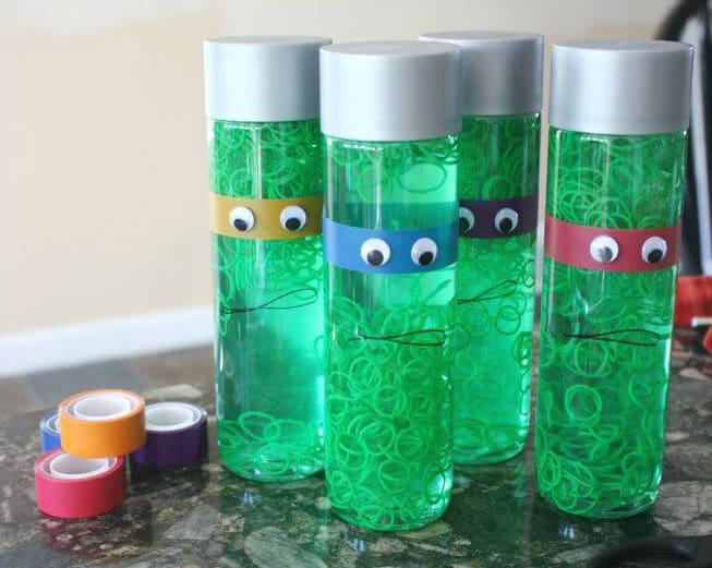 Ninja Turtle Superhero Crafts