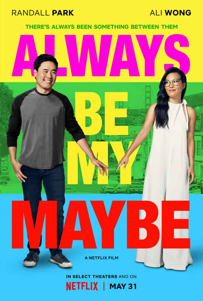 Always Be My Maybe Parent Movie Review