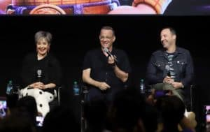Tom Hanks is a Gem | Toy Story 4 Press Conference Best Moments
