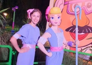 Bo Peep Meet and Greet Now at Toy Story Land for Toy Story 4