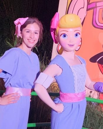 DIY Toy Story 4 Bo Peep Costume for Teens and Adults