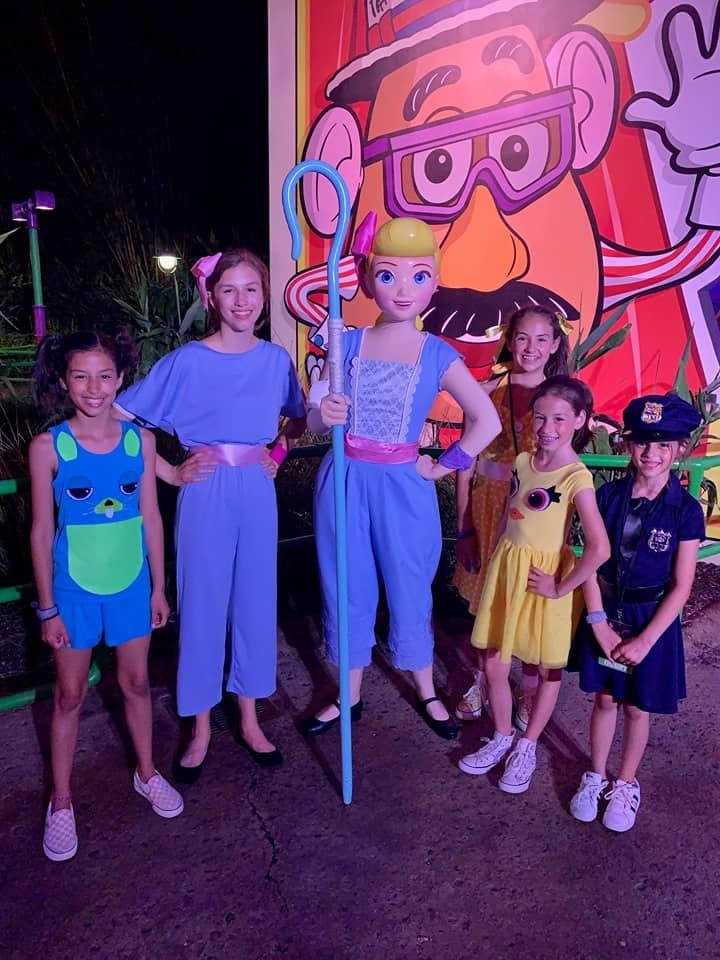 Bo Peep Meet and Greet at Hollywood Studios