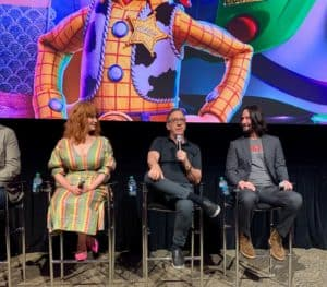 A Witness to Keanussance | Interview with Keanu Reeves, Christina Hendricks, and Tim Allen