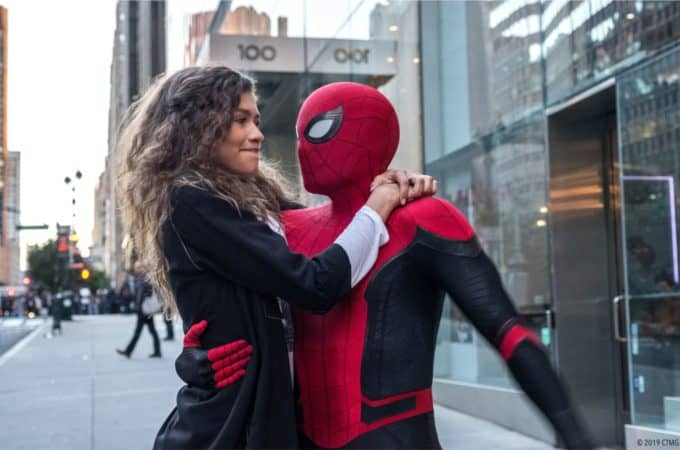Romance in Spider-Man Far From Home