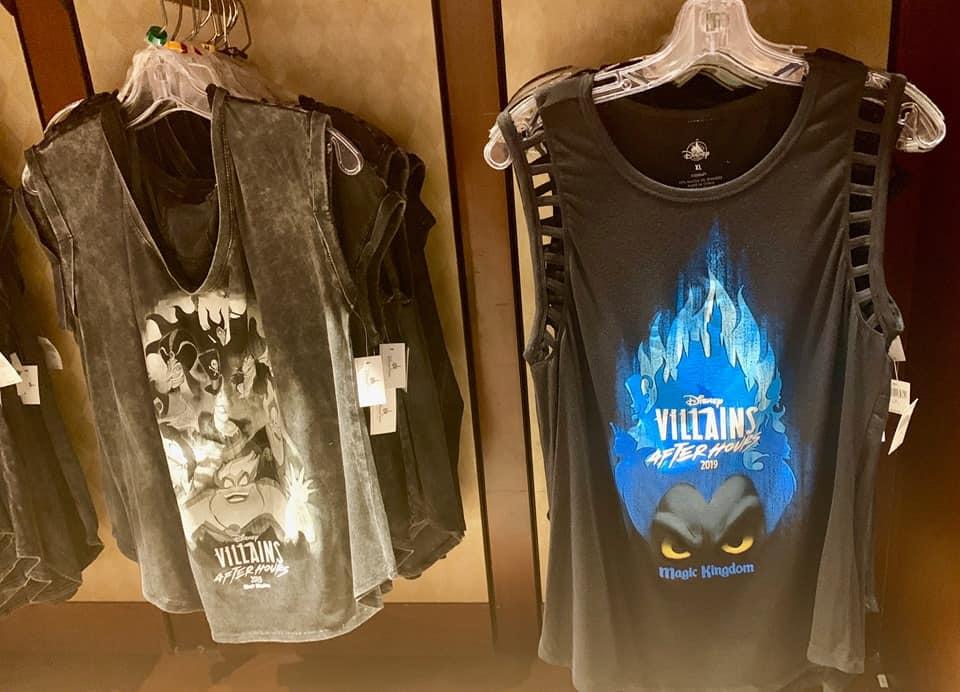 Villains After Hours Exclusive Merchandise