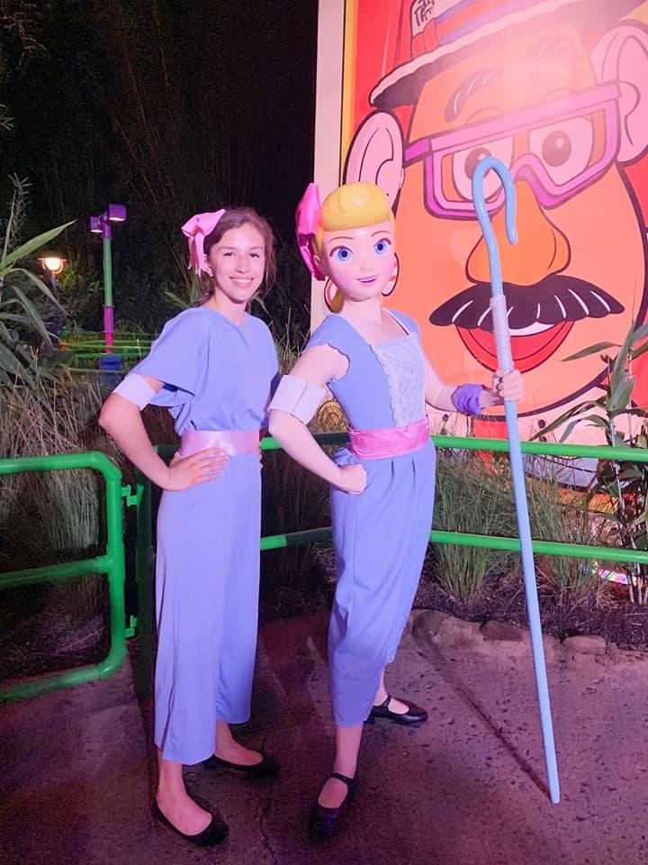 Where to Meet Bo Peep in Disney Parks