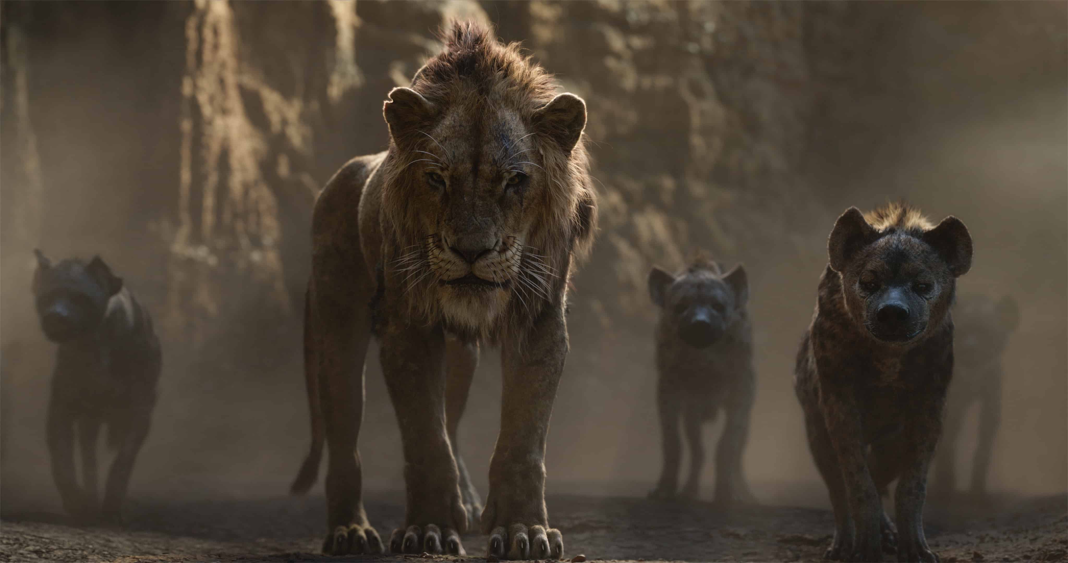 Is The Lion King kid friendly or is it too scary for kids?