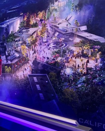 New Disney Parks Announcements From D23 Expo