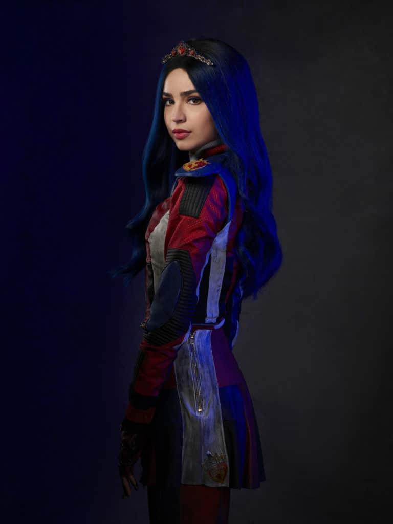 Evie in Descendants 3