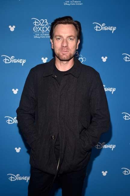 Ewan McGregor stars as Obi-Wan Kenobi in a new Disney+ show!
