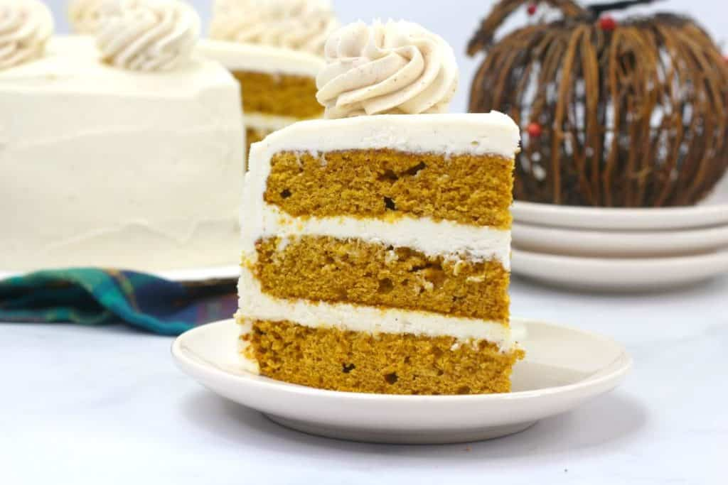 The Best Pumpkin Cake Recipe