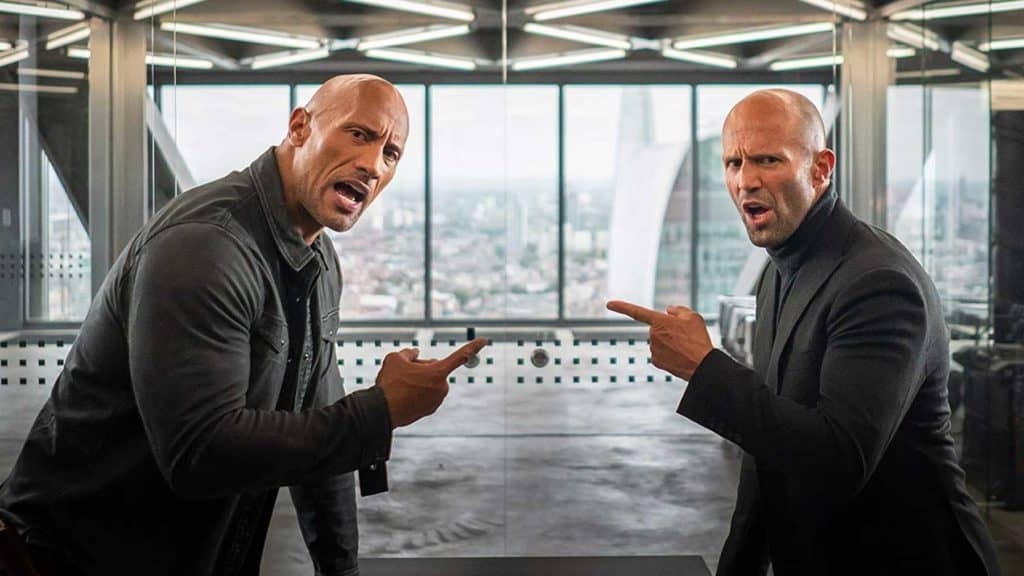 Is Hobbs & Shaw ok for kids? Not for little ones.