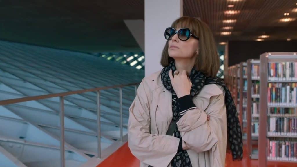 Where'd You Go, Bernadette Parent Movie Review