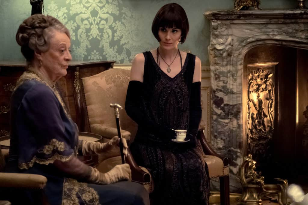 The best zingers from Violet Crawley