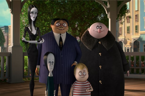 The Addams Family Parent Movie Review
