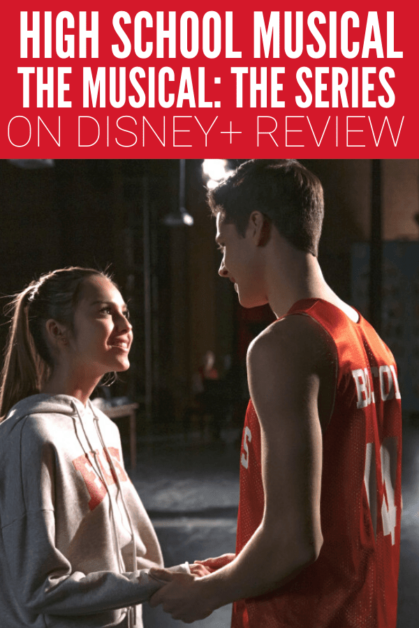 High School Musical The Musical The Series Review on Disney+