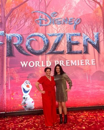 Why Did I Wear These Shoes? | Frozen 2 Red Premiere and Red Carpet Recap