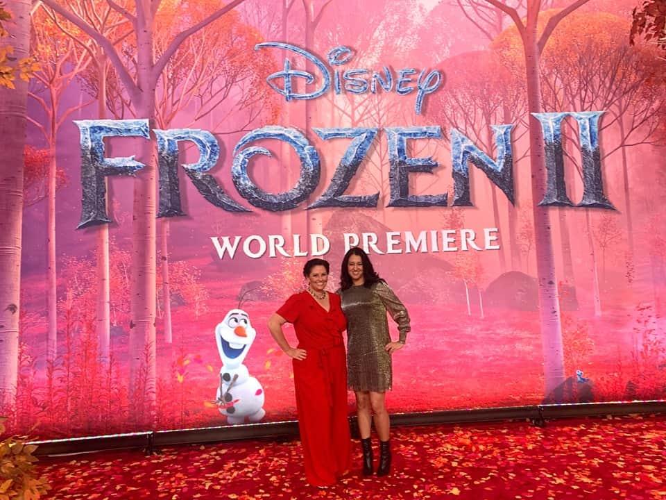 Frozen 2 Premiere