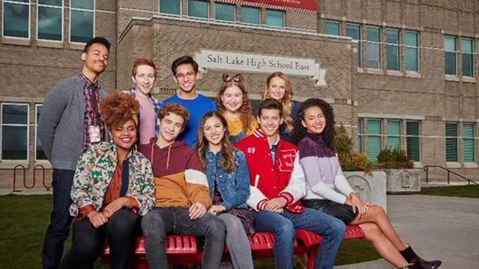 Is High School Musical: The Musical: The Series kid friendly?