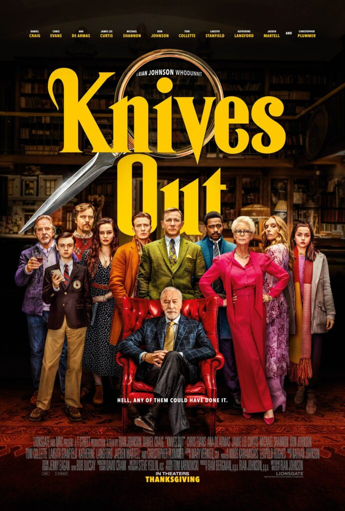 Best Knives Out Movie Quotes
