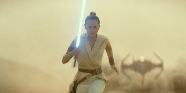The Rise of Skywalker answer who are rey's parents?