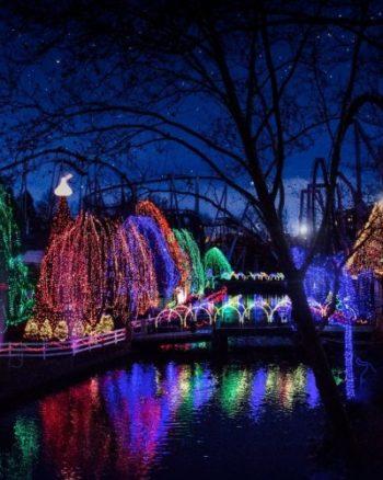 Christmas Candylane Holiday Lights