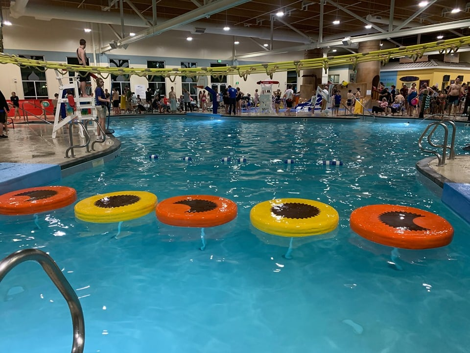 Hershey Water Works Indoor Pool