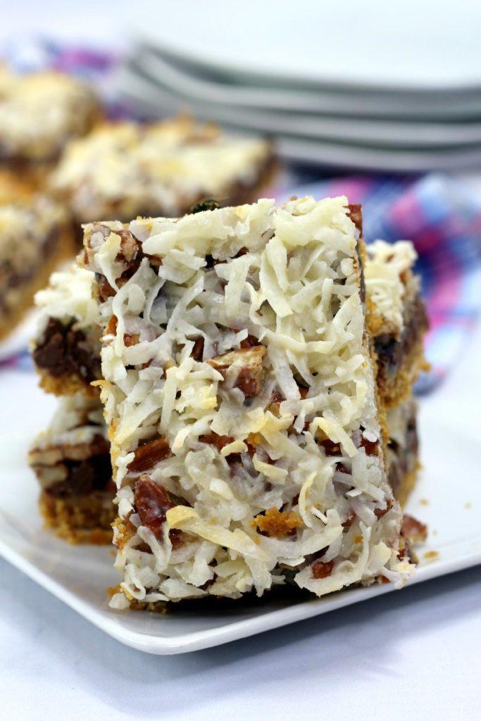 Magic Cookie Bar Recipe