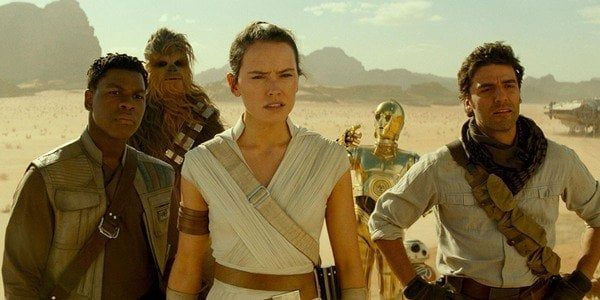 What was Finn going to tell Rey?
