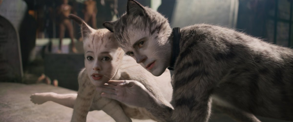 Serious movie quotes from Cats