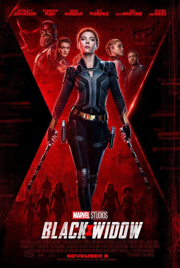 List of Marvel movies in order before Black Widow