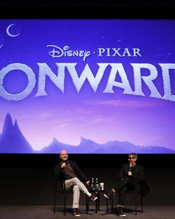 Pixar Onward Directors